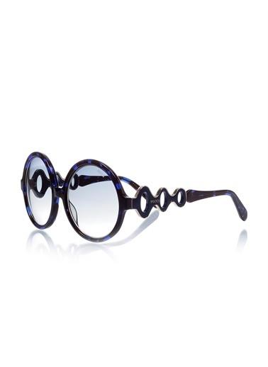 Emilio Pucci  Ep 0039 55W Kadın Güneş Gözlüğü Füme